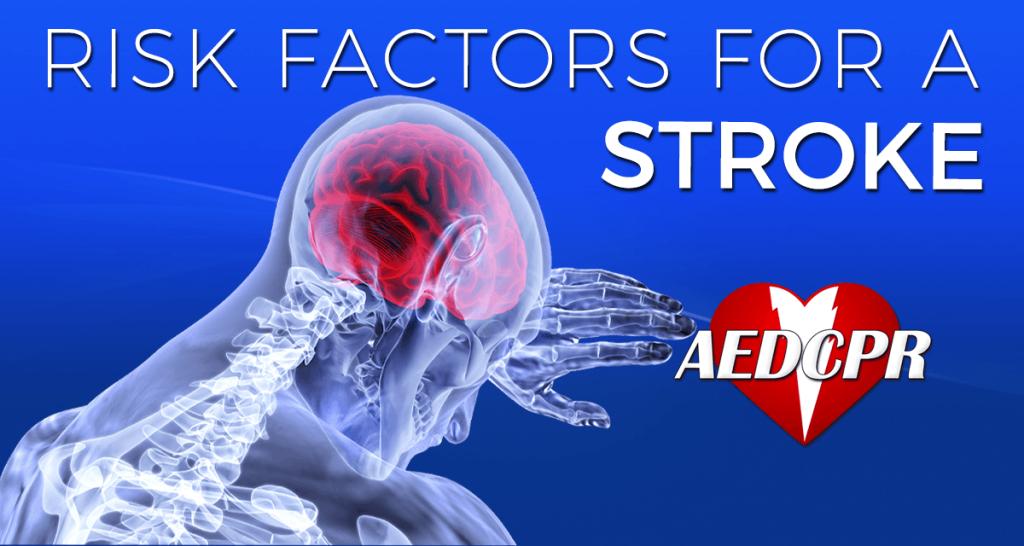 Risk Factors for a stroke